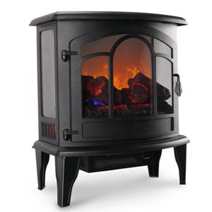 della-20-electric-fireplace-with-remote