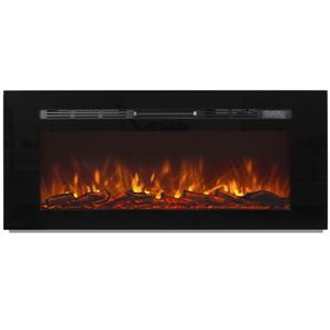 electric-fireplace-logs-with-remote-control